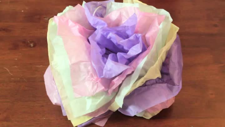 Assorted Colors ArtVerse 100-Piece Tissue Paper Pack of 2 20 x 26