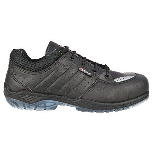 Cofra 30080-000.W42 String S1 P SRC Chaussures de sécurité Taille 42 Noir