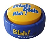 Blah Button, Talking Button Features 12 Funny Blah Sayings