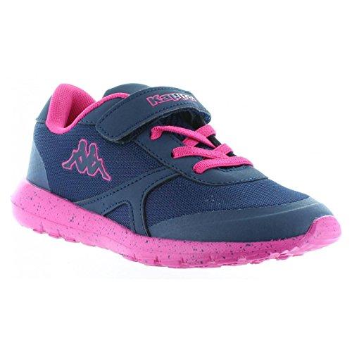 Chaussures de sport pour Garçon et Fille KAPPA 303PS00 BLOOPE 942 NAVY-PINK