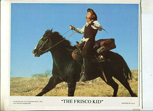 The Frisco kid - Gene Wilder 1979 movie press photo -