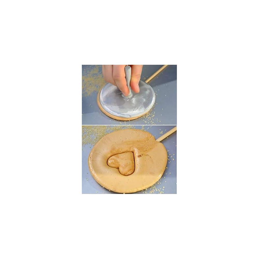 Korea Handmade Sugar Cookies Candy  DALGONA Tool Set