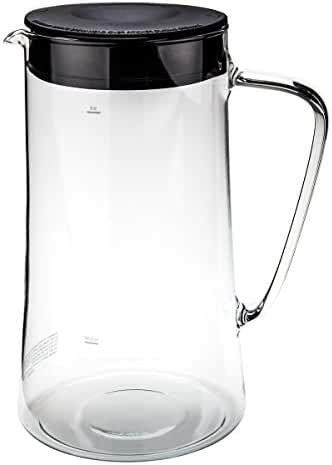 Mr. Coffee Ice Tea Glass Pitcher 2.5 QT, BVST-TP23