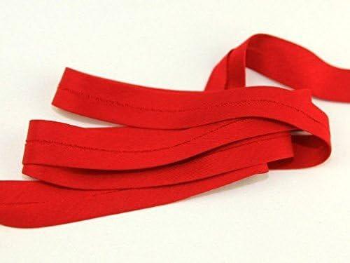 /Ruban de liage en biais en coton 25/mm x 25/m pour couture Kraftz/®/ fanions et confection