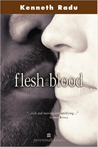 Flesh and blood.