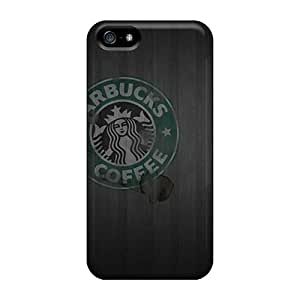 YOXIGKL Case Cover Protector Specially Made For Iphone 5/5s Starbucks