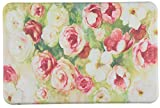 Oversized Chef Series 24'x36' Antifatigue Kitchen Mats (ROSES)