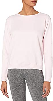 Hanes Women's V-Notch Pullover Fleece Sweats