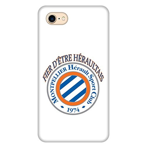 Coque Iphone 7 - Supporter Football Montpellier