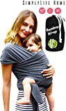 Simply Life Baby Wrap (Gray)