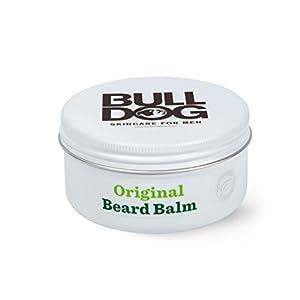 Bulldog Skincare and Grooming For Men Original Beard Balm Cream, 2.5 Ounce