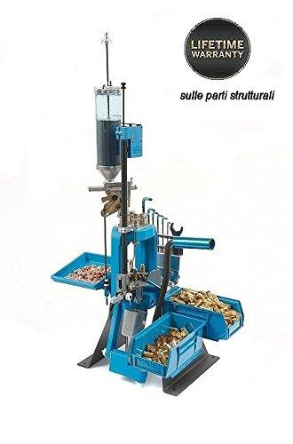 Dillon Precision RL550B Progressive Reloading Machine 4 Stage Manual Index 14261