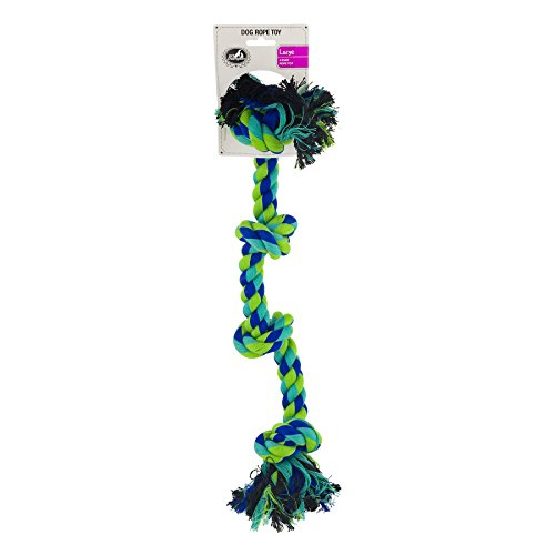 Dog Rope Toy Large, 1.0 CT,Durable For Hours Of Interactive