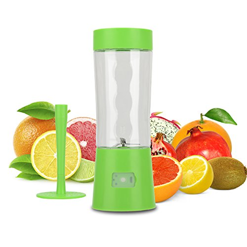Portable Rechargeable Battery Operated Blender - 9