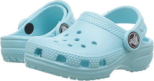 Crocs Classic K Clog, Ice Blue, 5 M US Toddler