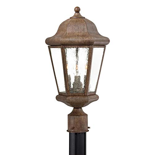 Taylor Court Collection 19 1/4″ High Post Mount Lantern