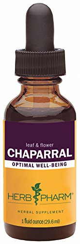 Herb Pharm Chaparral Extract - 1 Ounce - Chaparral Leaf