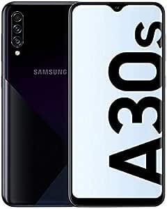 Samsung Galaxy A30S Dual Sim - 128 GB, 4 GB Ram, 4G LTE, Black SM-A307FN/DS, SM-A307FZKWKSA