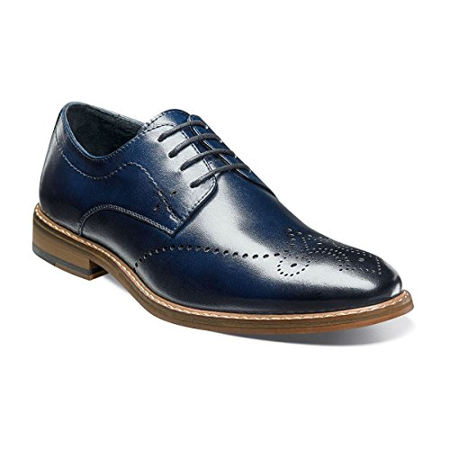 Stacy Adams Alaire Indigo Heren Oxfords Maat 14m