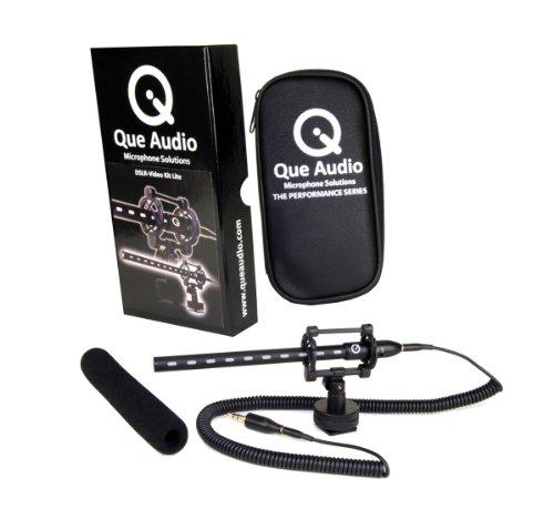 Que Audio DSLR-Video Microphone Kit Lite