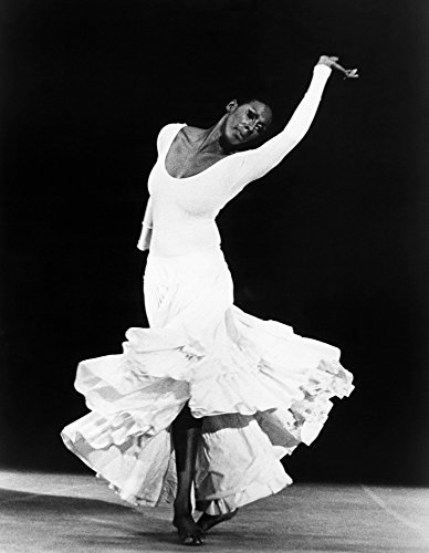 Dance Alvin Ailey Ndancer Judith Jamison Performing The Solo Cry Choreographed By Alvin Ailey C1971 Poster Print by (24 x ()