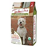 TENDER & TRUE Organic Turkey and Liver Dry Dog Food 20lb, 1 Piece Review