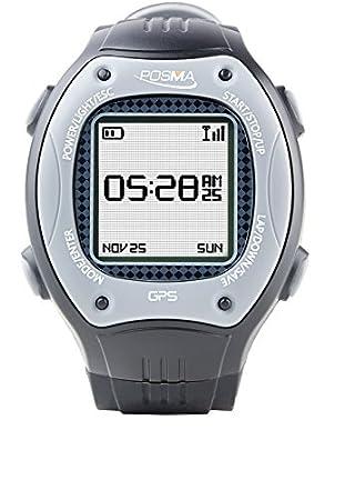 Posma W3 Reloj Deportivo para correr con navegación GPS, Antena de 2,4 GHz
