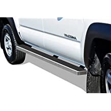 "5"" iBoard Running Boards Fit 05-17 Toyota Tacoma Double Cab/Crew Cab"