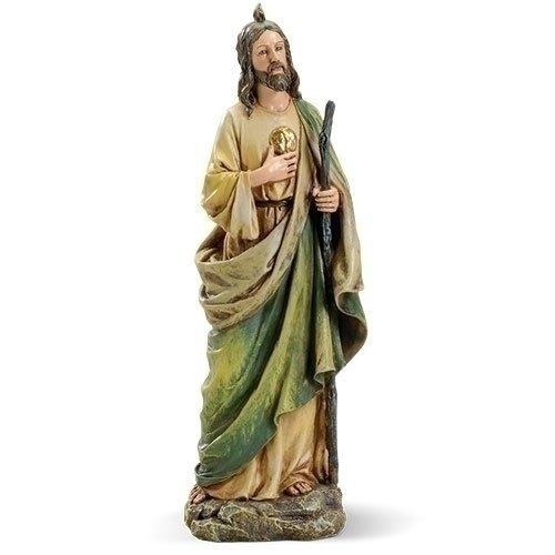 - Joseph Studio Saint Jude Religious Renaissance Figurine