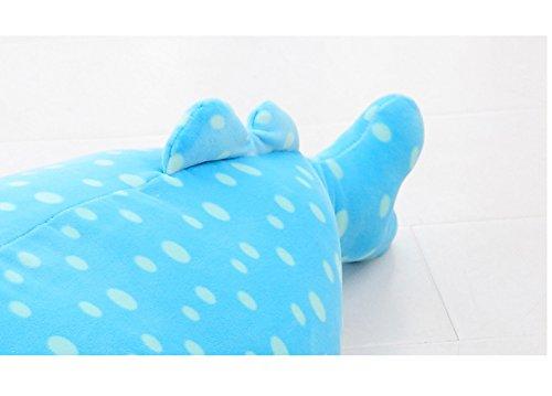 Whale Shark Plush Pillow | 27 Inches | Kawaii Pillows 6