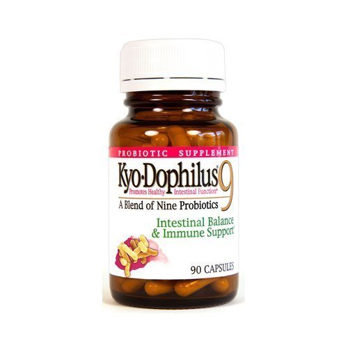 New - Kyo-Dophilus 9 - 180 Caps by Probiotics