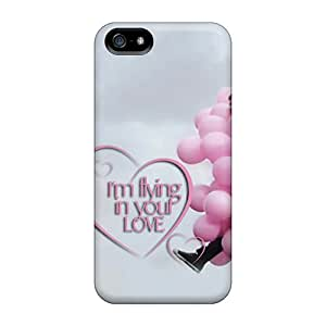 Premium In Love Heavy-duty Protection Cases For Iphone 5/5s