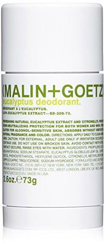 Malin + Goetz Deodorant, Eucalyptus, 2.6 Fl Oz