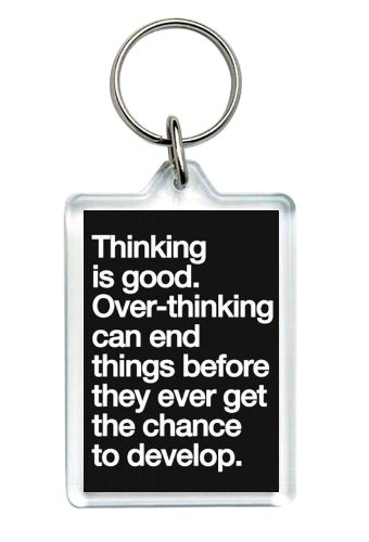 Life Quote Keyring Enjoy Every Single Moment Amazon Co Uk