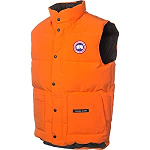 Canada Goose parka replica cheap - Canada Goose Men's Freestyle Vest (Small, Sunset Orange): Amazon ...