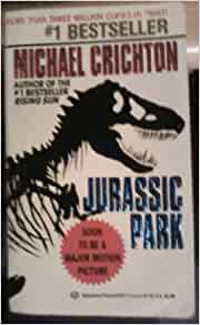 Jurassic world book michael crichton