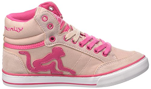 Fucsia Pink Rosa Tennis Boston da Vitaminix Scarpe DrunknMunky Donna Light Hwq6n4