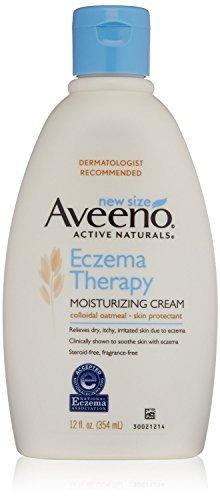 Aveeno Eczema Therapy Moisturizing Cream, New Value Size Pac