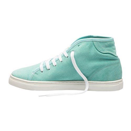 Plat Green Green Mode Esme TD005 Marche Chaussures Outdoor de Baskets Cuir Ice Ice Loisirs Confortable Dames TEDISH Femme Lacets IxaCwIUq