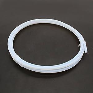 TriGorilla 2M PTFE Bowden Tube OD 3mm ID 2mm for 1.75 Filament 3D printer Rostock Kossel by TriGorilla
