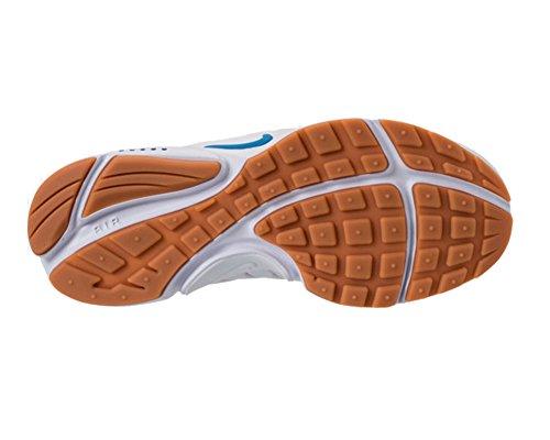 Nike W Air Presto Td Womens Aq5897-100 Nebulosa Nebulosa Blu / Bianca