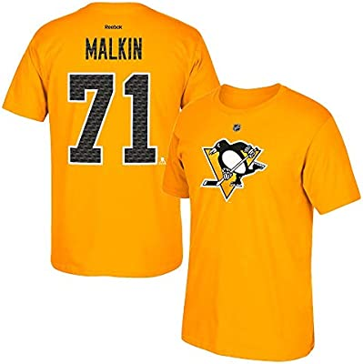 san francisco e00f7 92c5b adidas Evgeni Malkin Reebok Pittsburgh Penguins 'Tri-Matrix' Jersey T-Shirt  Men's