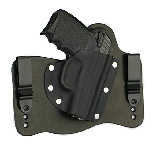 FoxX Holsters SCCY CPX-1 & CPX-2 IWB Hybrid Holster (Black)