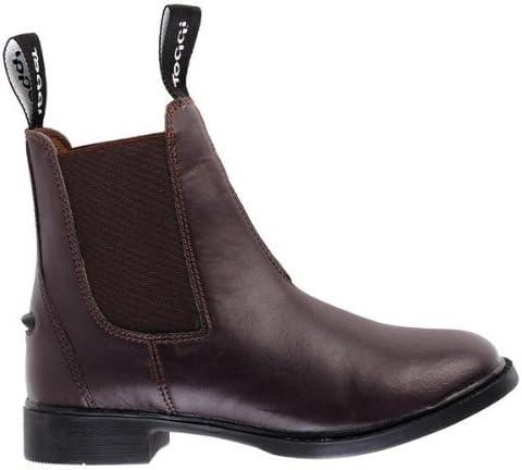 Toggi Brampton Childrens Jodphur Boots Jod Boots Synthetic Jod Boots
