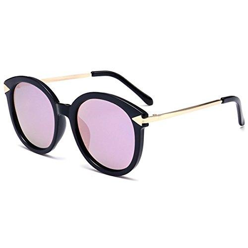 Unisex Retro Polarized Sunglasses Vintage RoundGlasses Womens Mens UV400 - Roundglasses