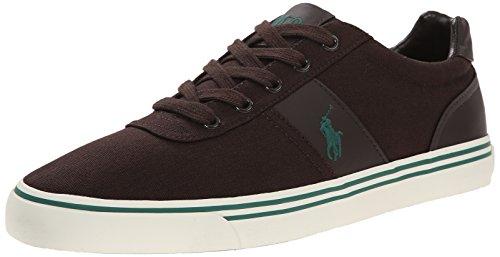 Polo Ralph Lauren Mens Hanford Fashion Sneaker Circuit Brown dnQLll