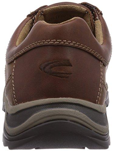 camel active Reload 11 - zapatilla deportiva de cuero hombre marrón - Braun (cigar)