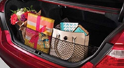 Envelope Style Trunk Cargo Net for Toyota Camry 2015 2016 2017 New