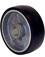 RWM Casters Urethane Wheel with Straight Roller Bearing 1500 lbs Capacity