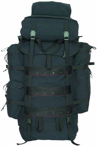 Fox CFP-90 Ranger Pack/Assault Pack – Complete, Black, Outdoor Stuffs